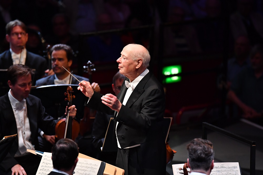 Haitink at the Proms
