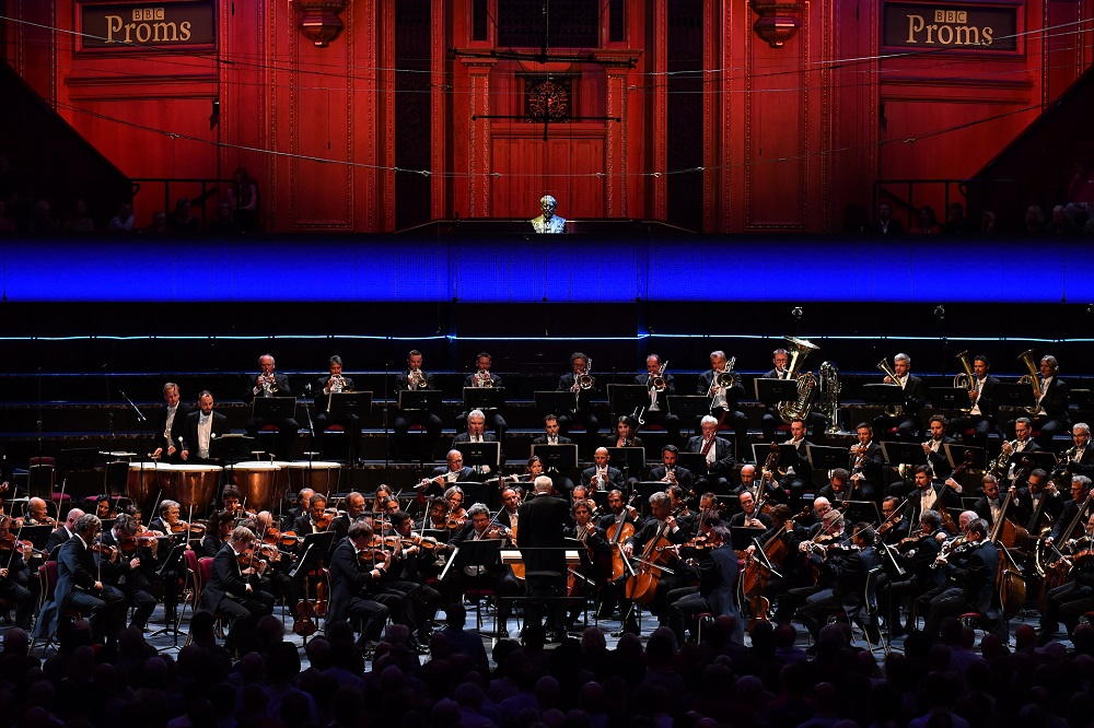 Haitink and the VPO at the Proms