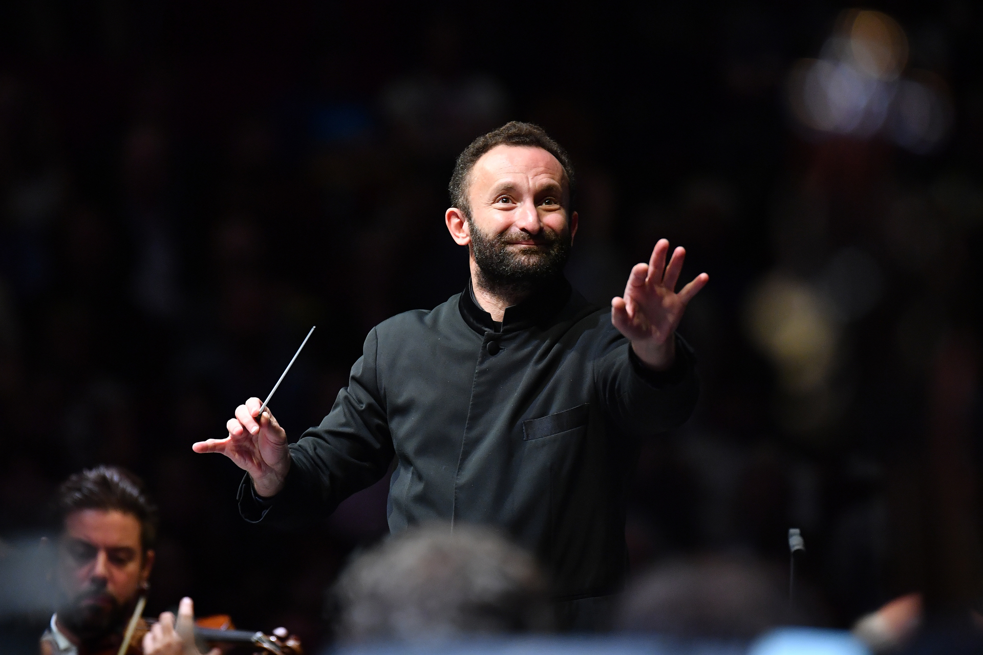 Kirill Petrenko at the Proms