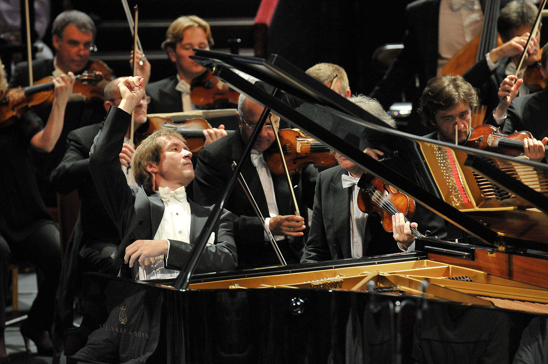 Lugansky at the Proms