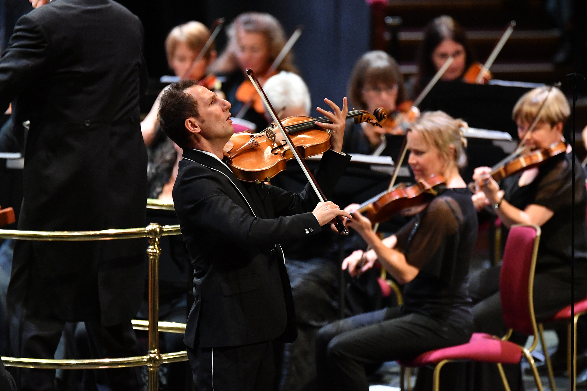 Antoine Tamestit at the Proms