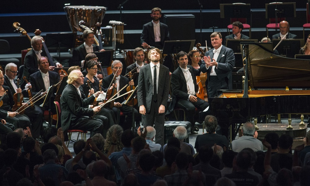 Trifonov, Thielemann and the Staatskapelle Dresden