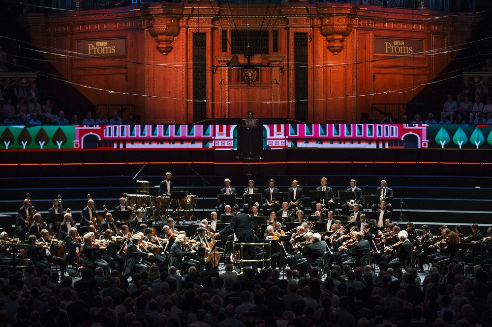 Thielemann and the Staatskapelle Dresden at the Proms