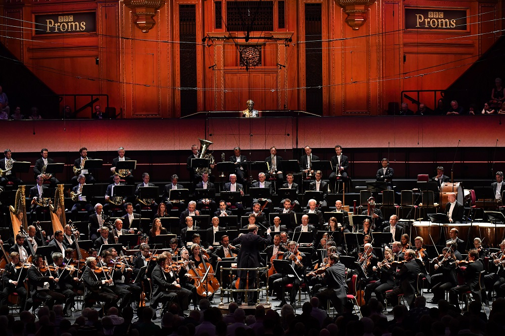 Harding and Vienna Philharmonic at the Proms