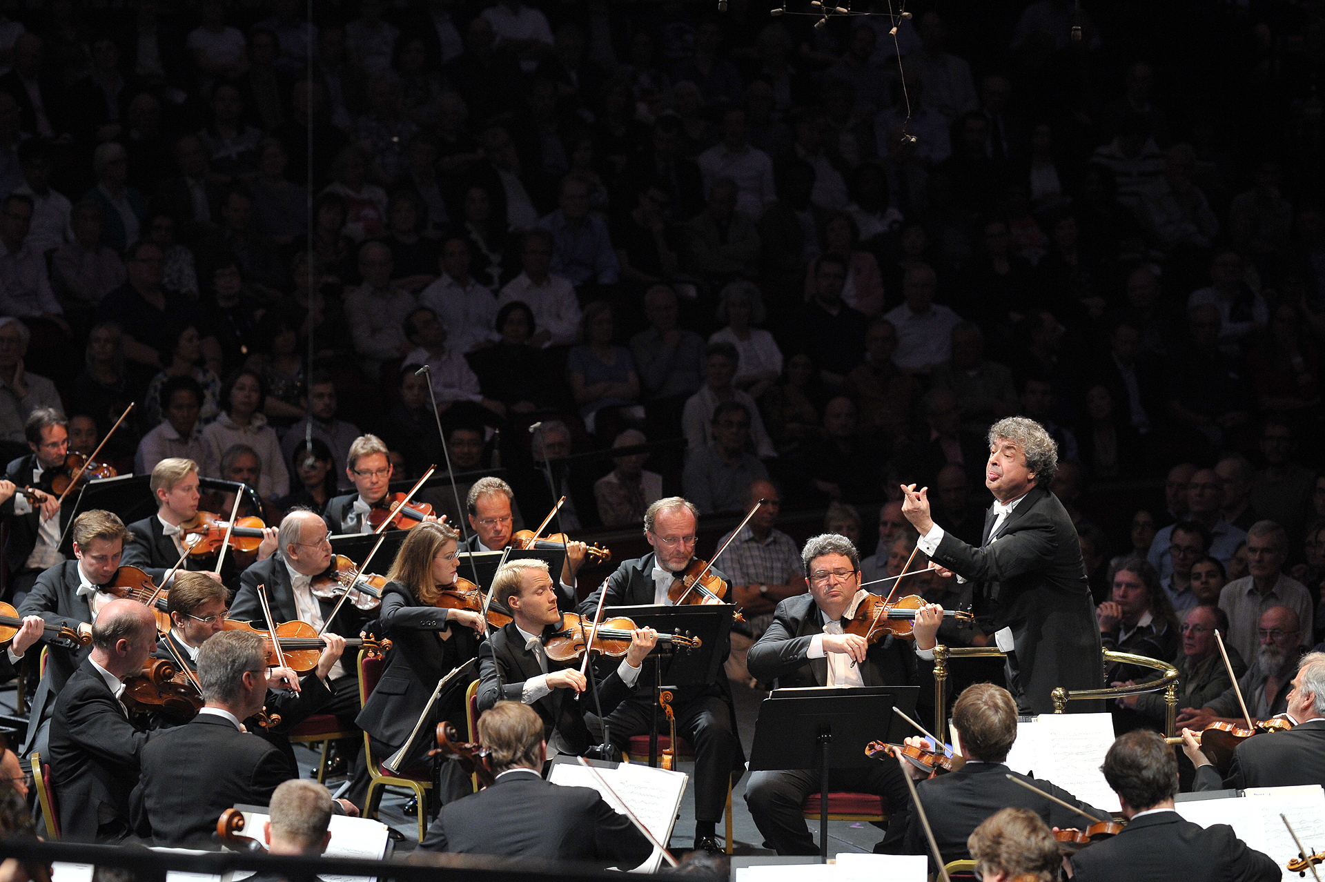Vienna Philharmonic at the Proms