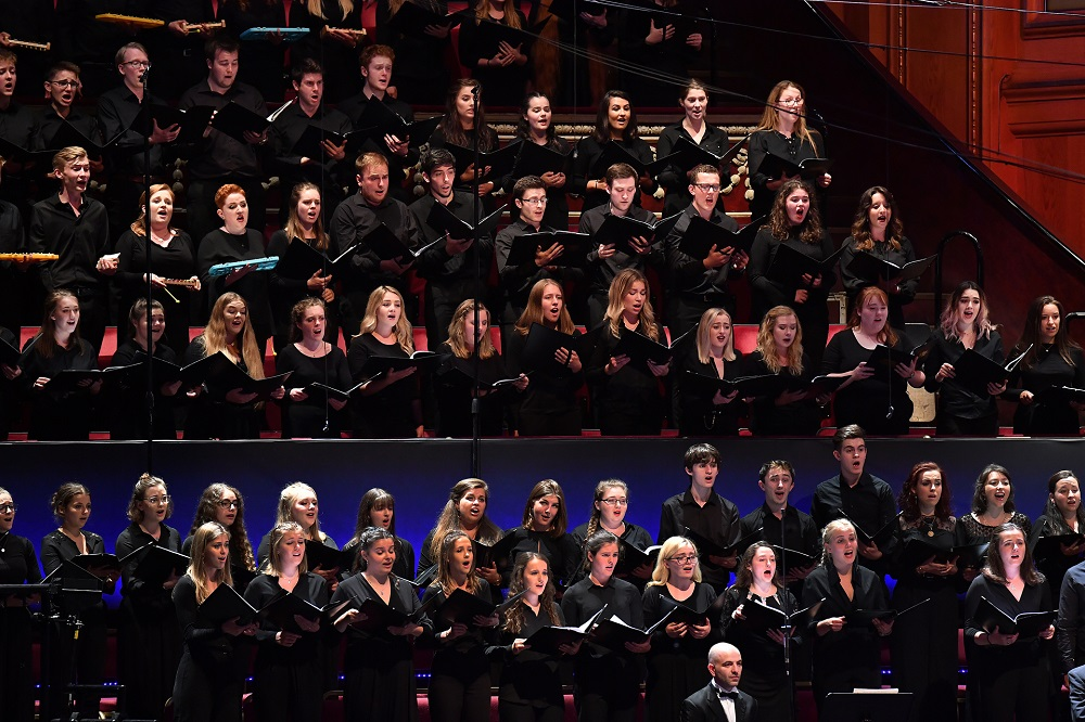 BBC Proms Youth Choir