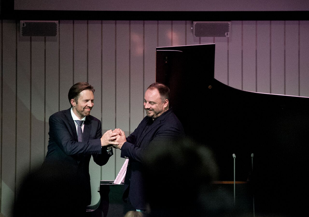 Goerne and Andsnes in Schubert Schwanengesang