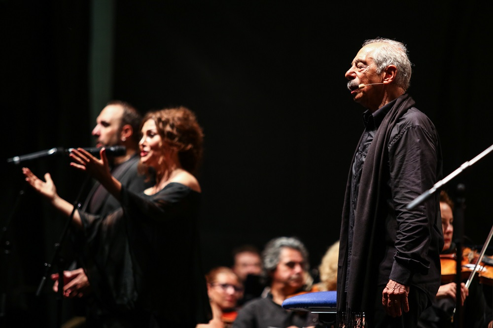 Scene from Nazim Oratorio