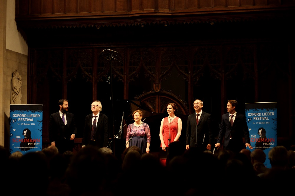 Final line-up of Schumann Festival