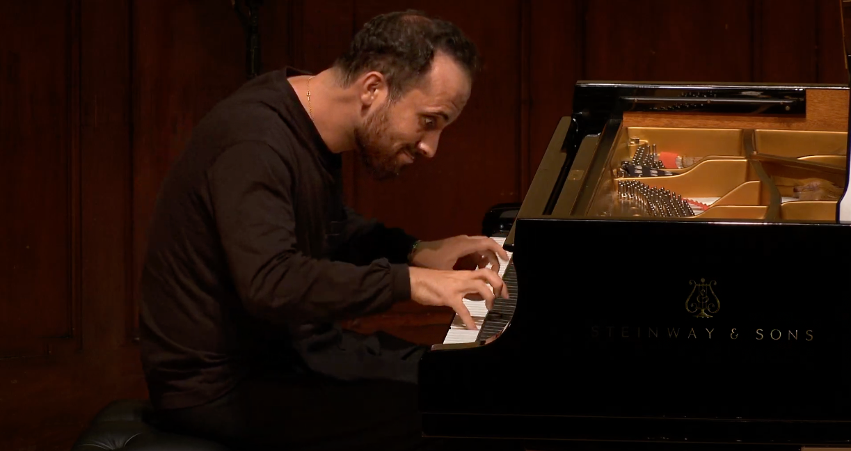 Igor Legvit at the Wigmore Hall