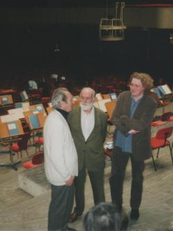 Giulini, Oldham and Deneve in Turin
