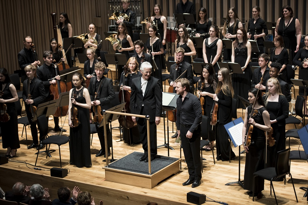 Stoller Hall opening concert