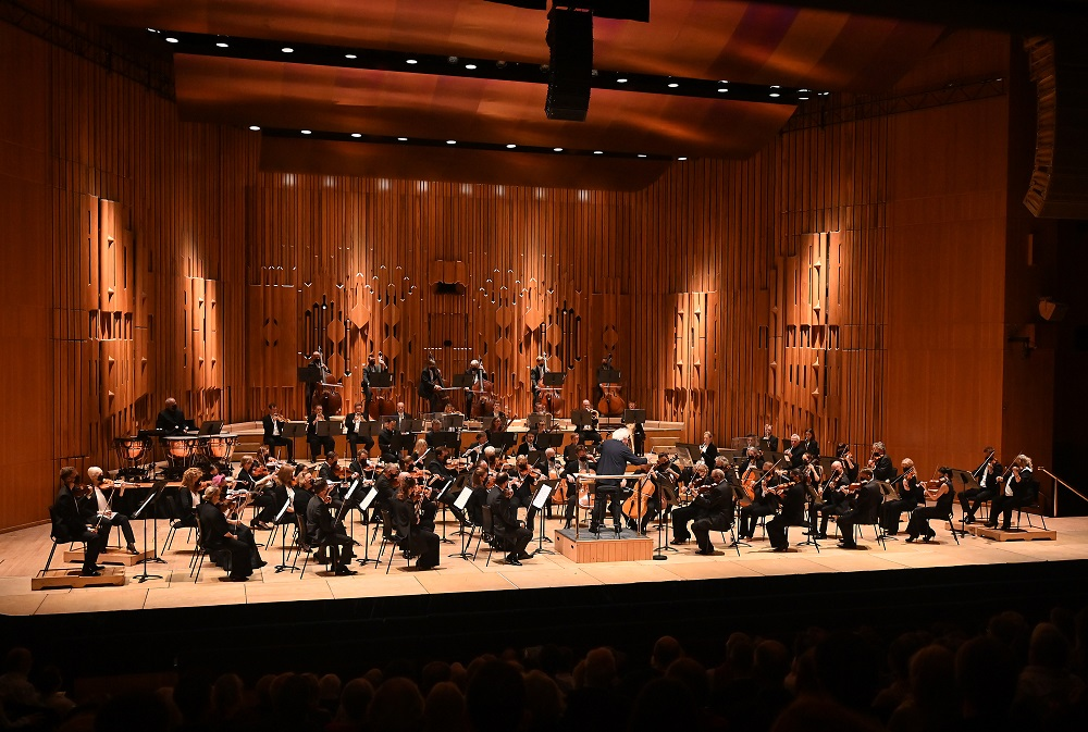 Rattle and the LSO in Bruckner