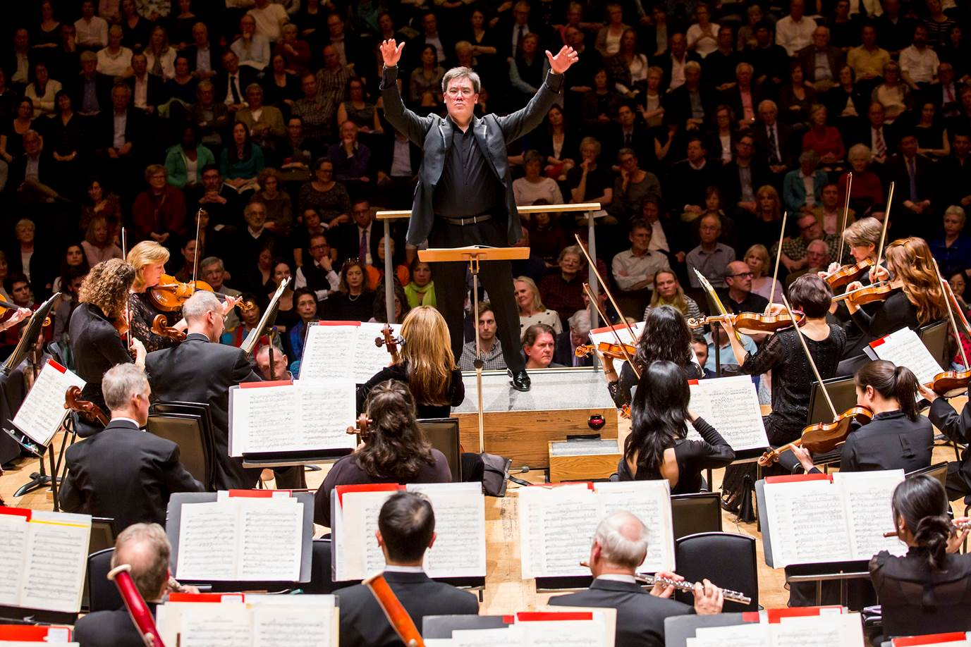 NYPO and Alan Gilbert at the Barbican