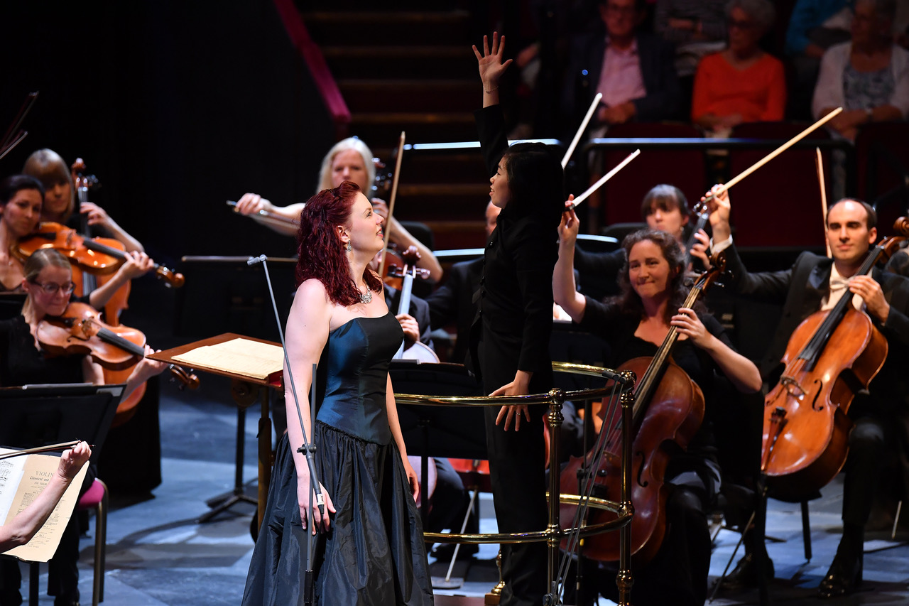 Catriona Morison at the Proms