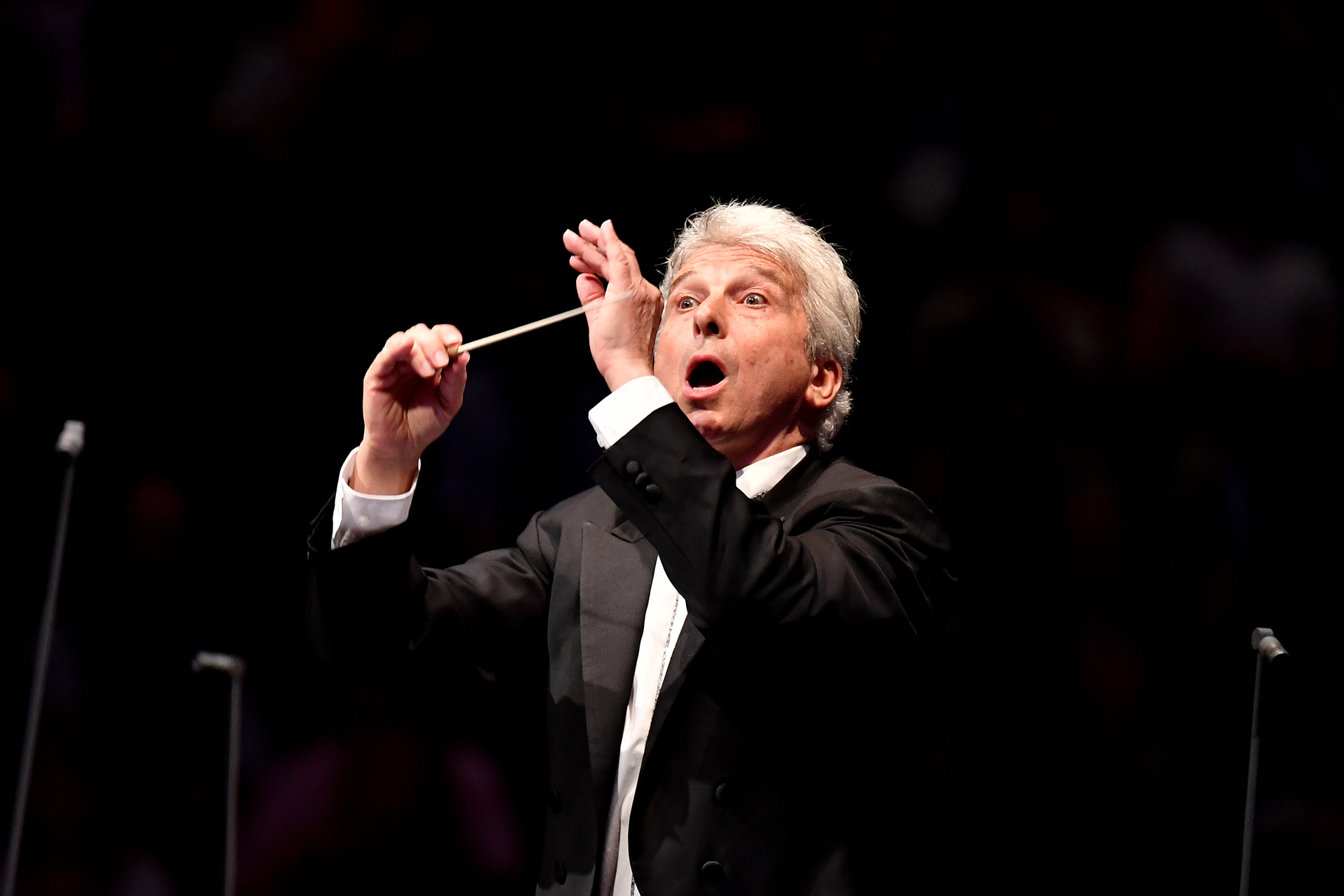 Peter Oundjian at the Proms