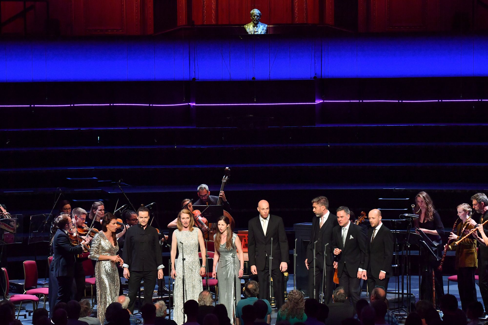 Solomon's Knot at the Proms
