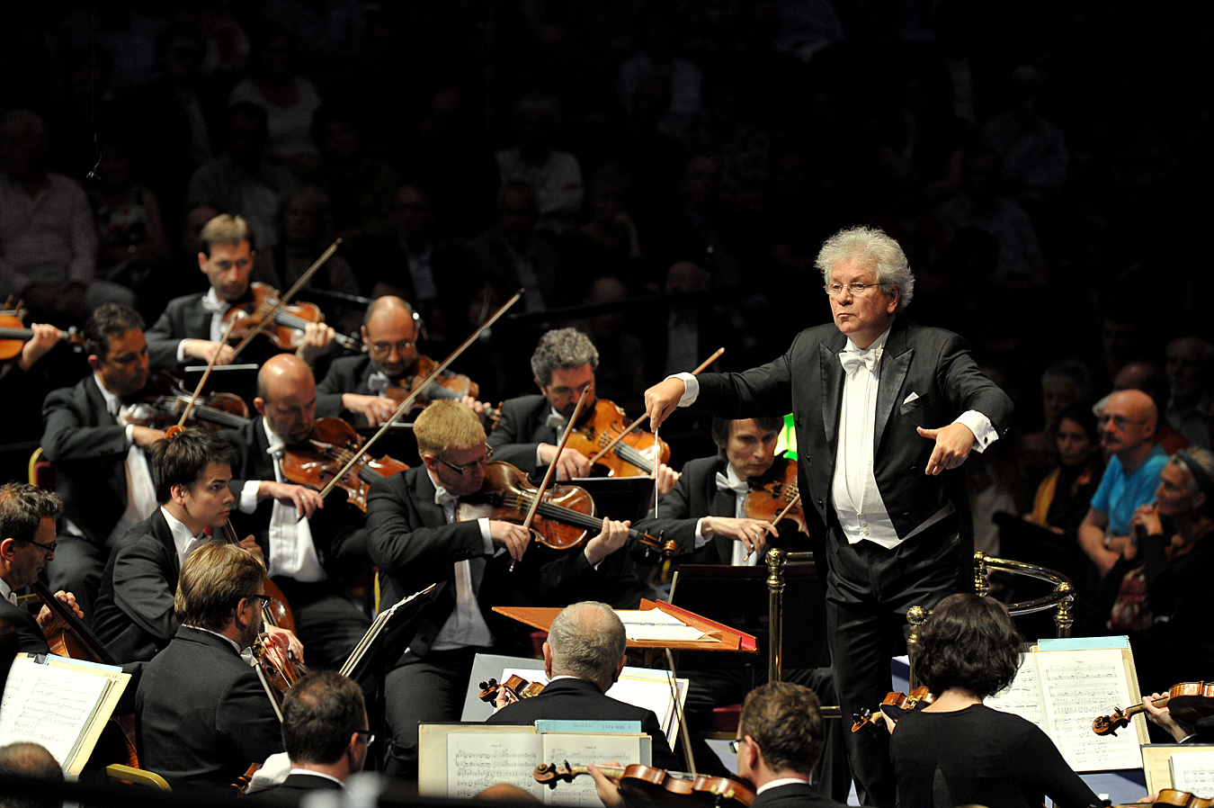 Jiri Belohlavek at the Proms