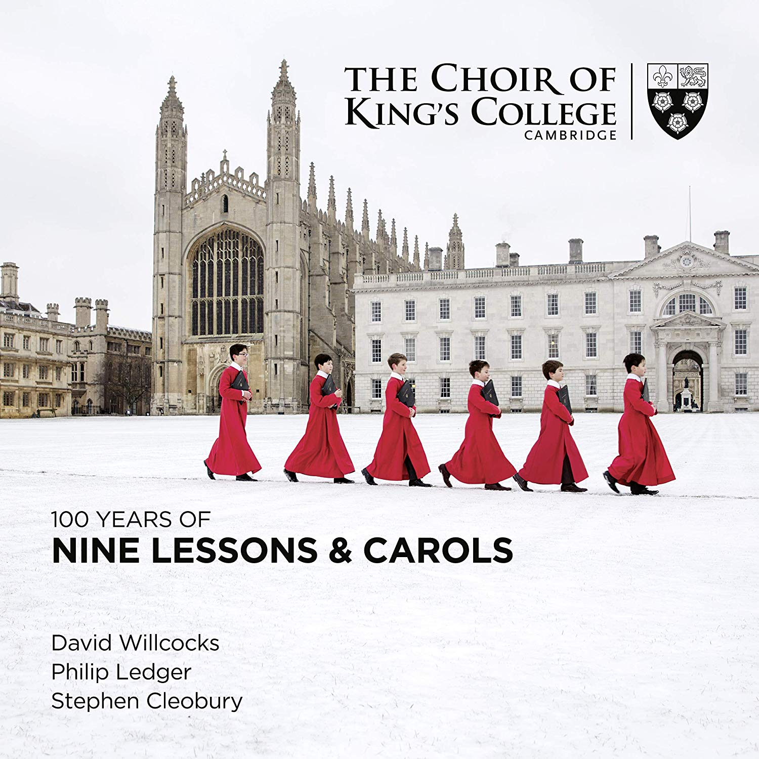 100 years of 9 lessons and carols