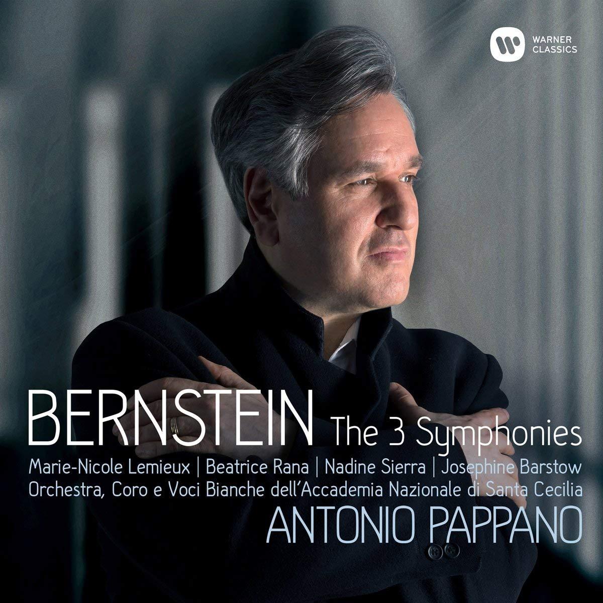 Classical CDs Weekly: Bernstein, Sibelius, Stravinsky, Mihai