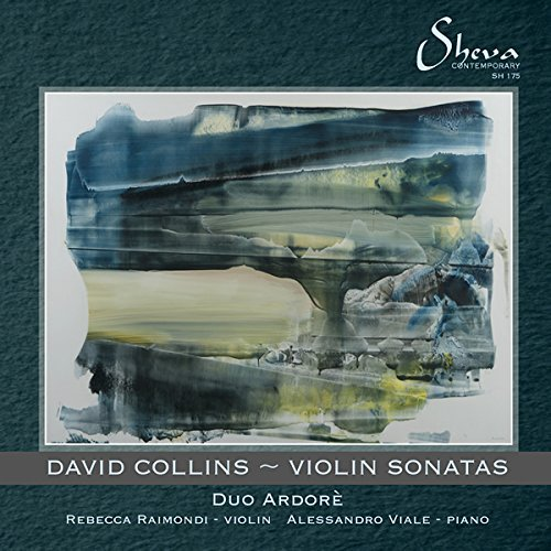 David Collins Violin Sonatas