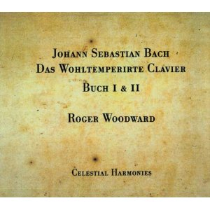Roger Woodward's set of Bach's Well-Tempered Clavier