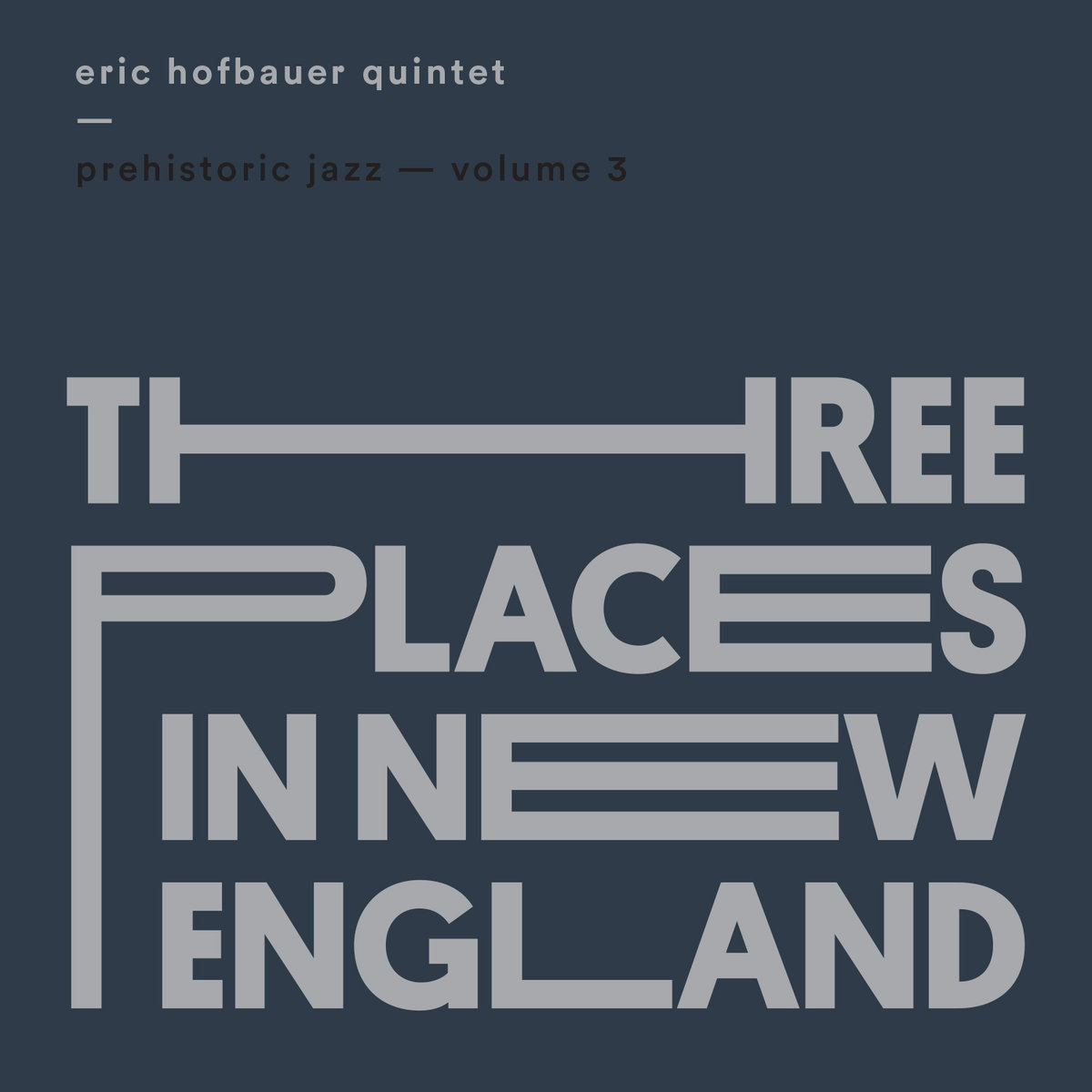 Ives / Hofbauer: Three Places in New England