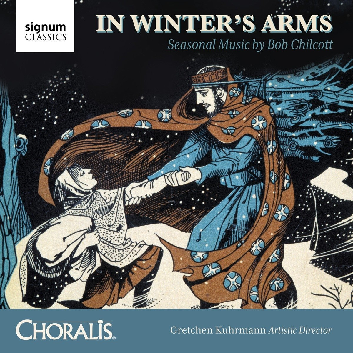 Chilcott's In Winter's Arms