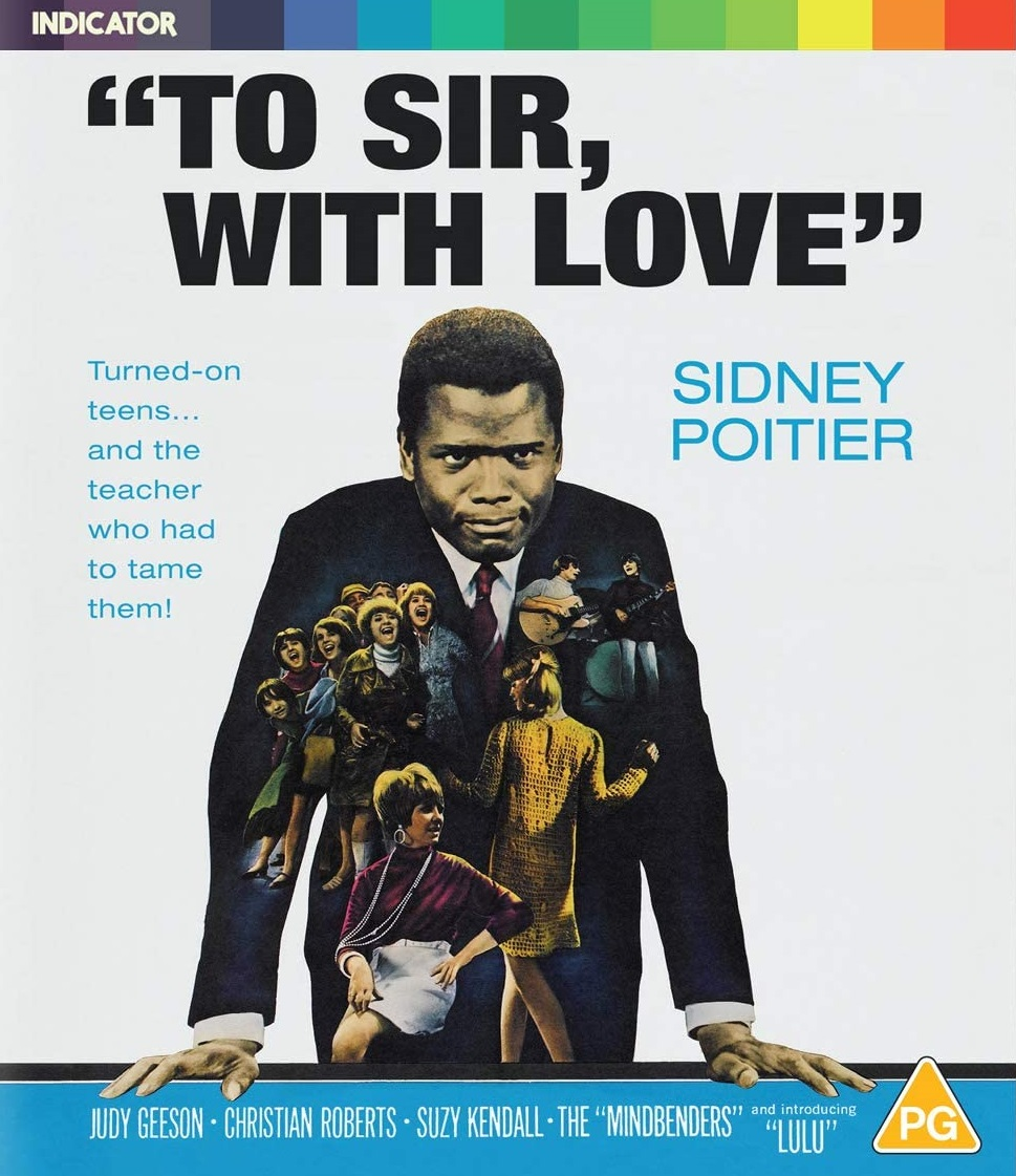 Blu-ray: To Sir, With Love