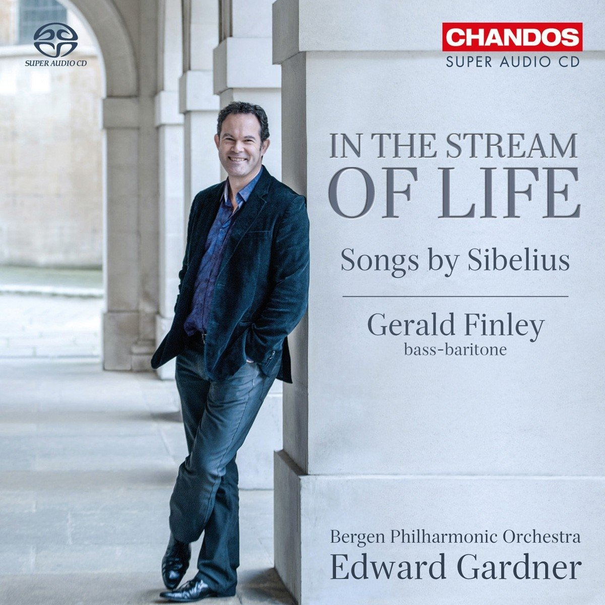 In the Stream of Life - Songs By Sibelius, Gerald Finley