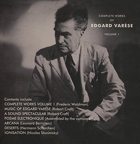 Varese's Complete Works