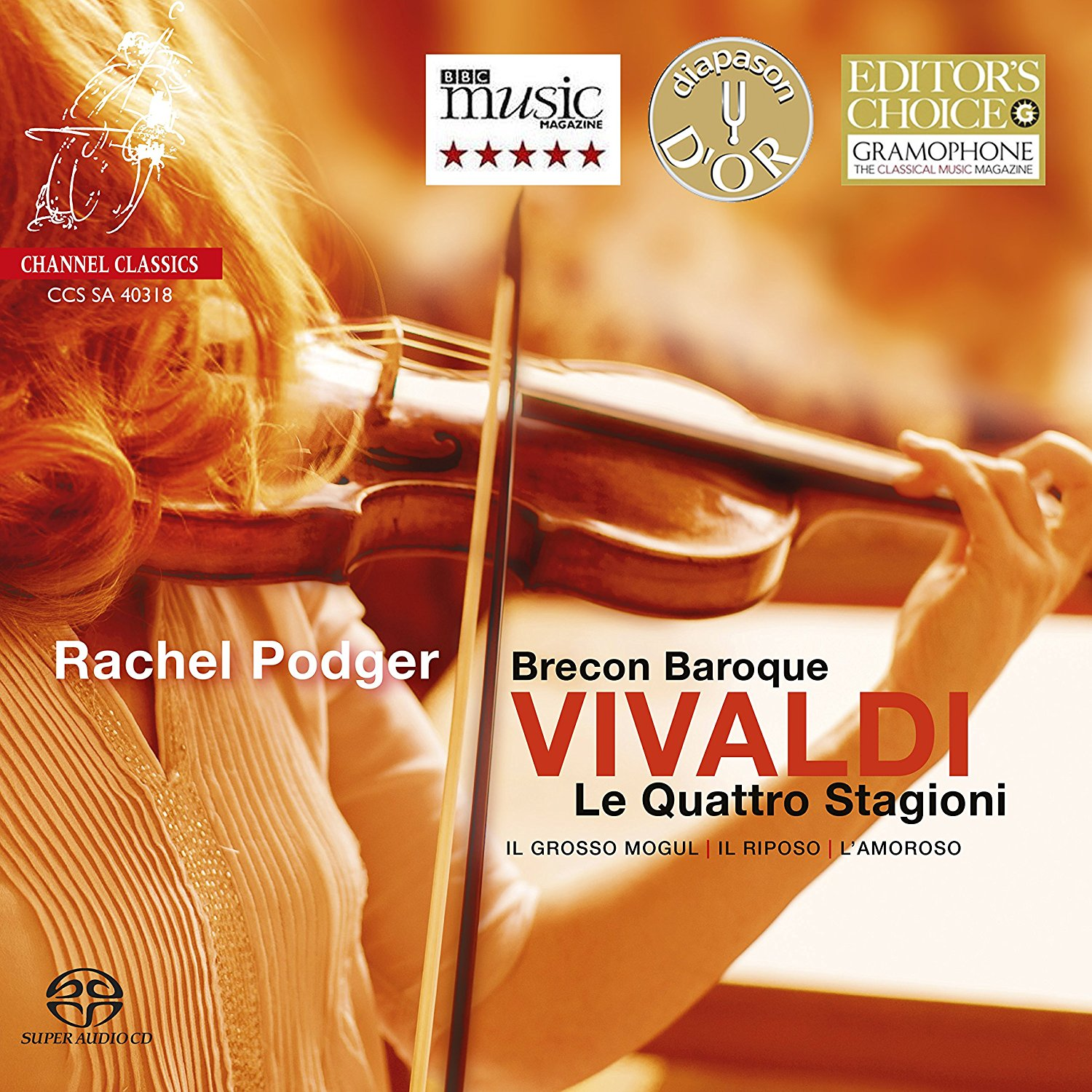 Vivaldi on Amazon