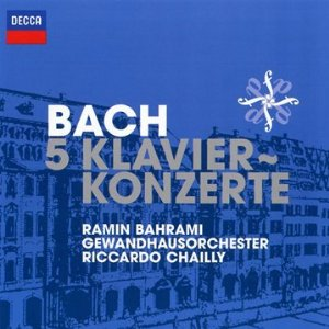Bahrami and Chailly play Bach