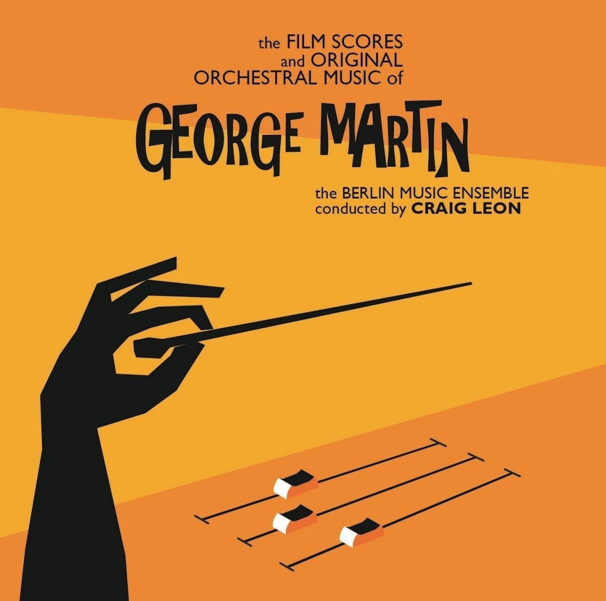 George Martin orchestral music