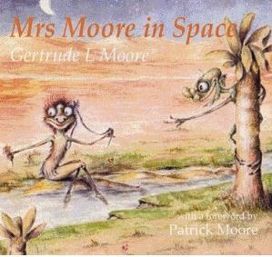 mrs moore in space