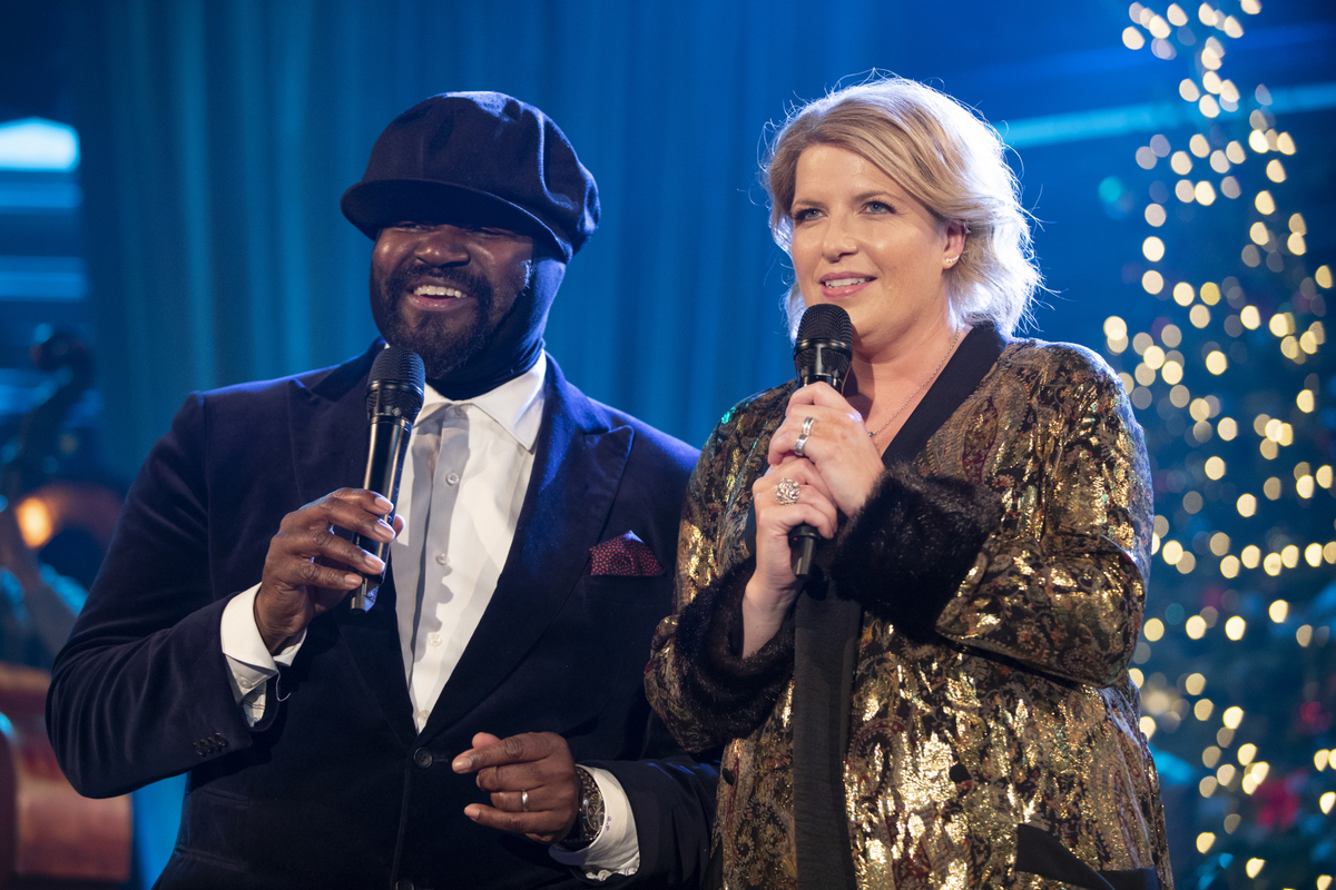 Merry Christmas Baby - with Gregory Porter & Friends, BBC Two