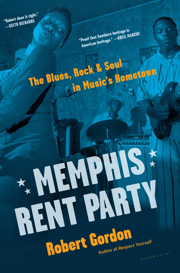 Robert Gordon: Memphis Rent Party