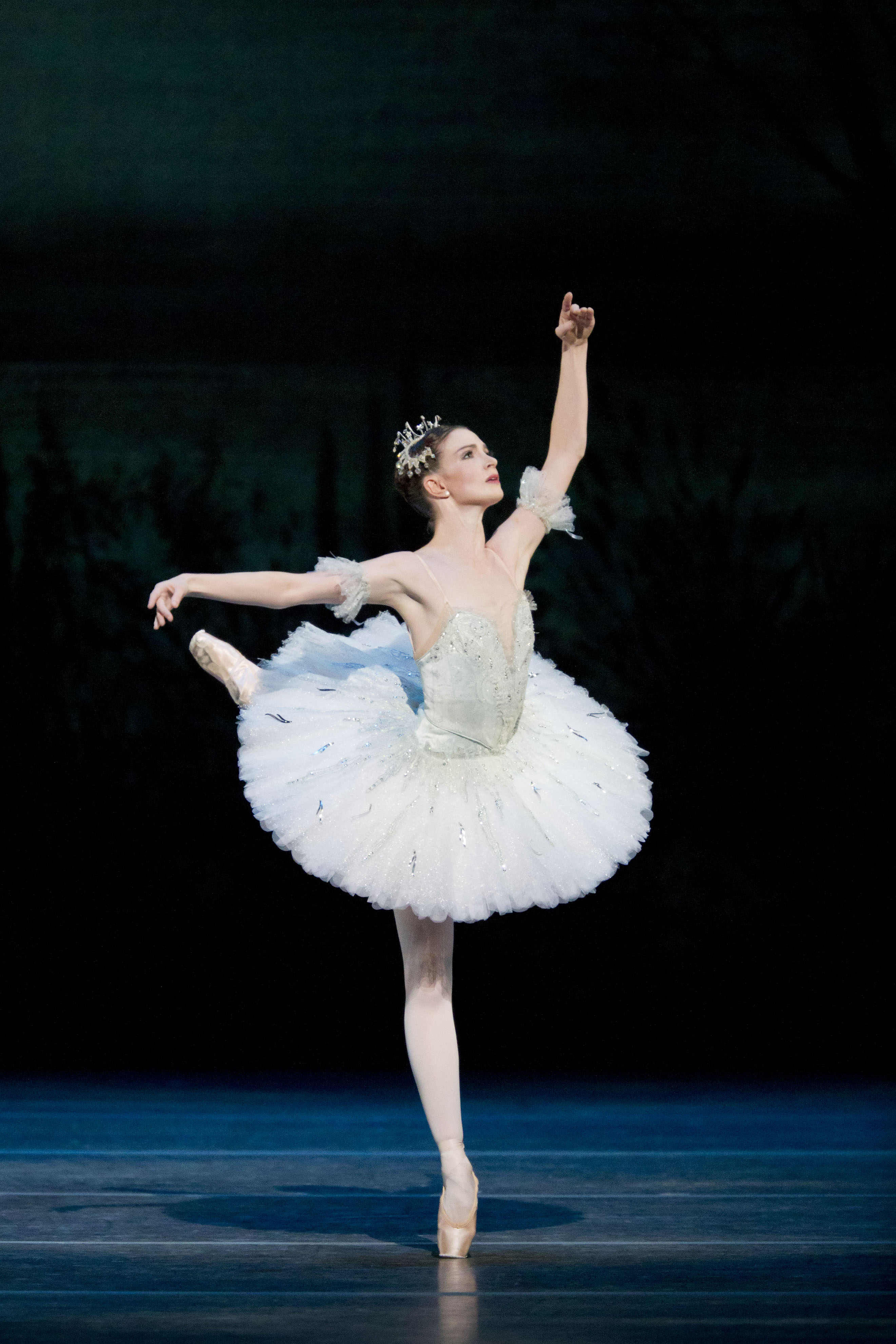 Lauren Cuthbertson as Princess Aurora in The Sleeping Beauty