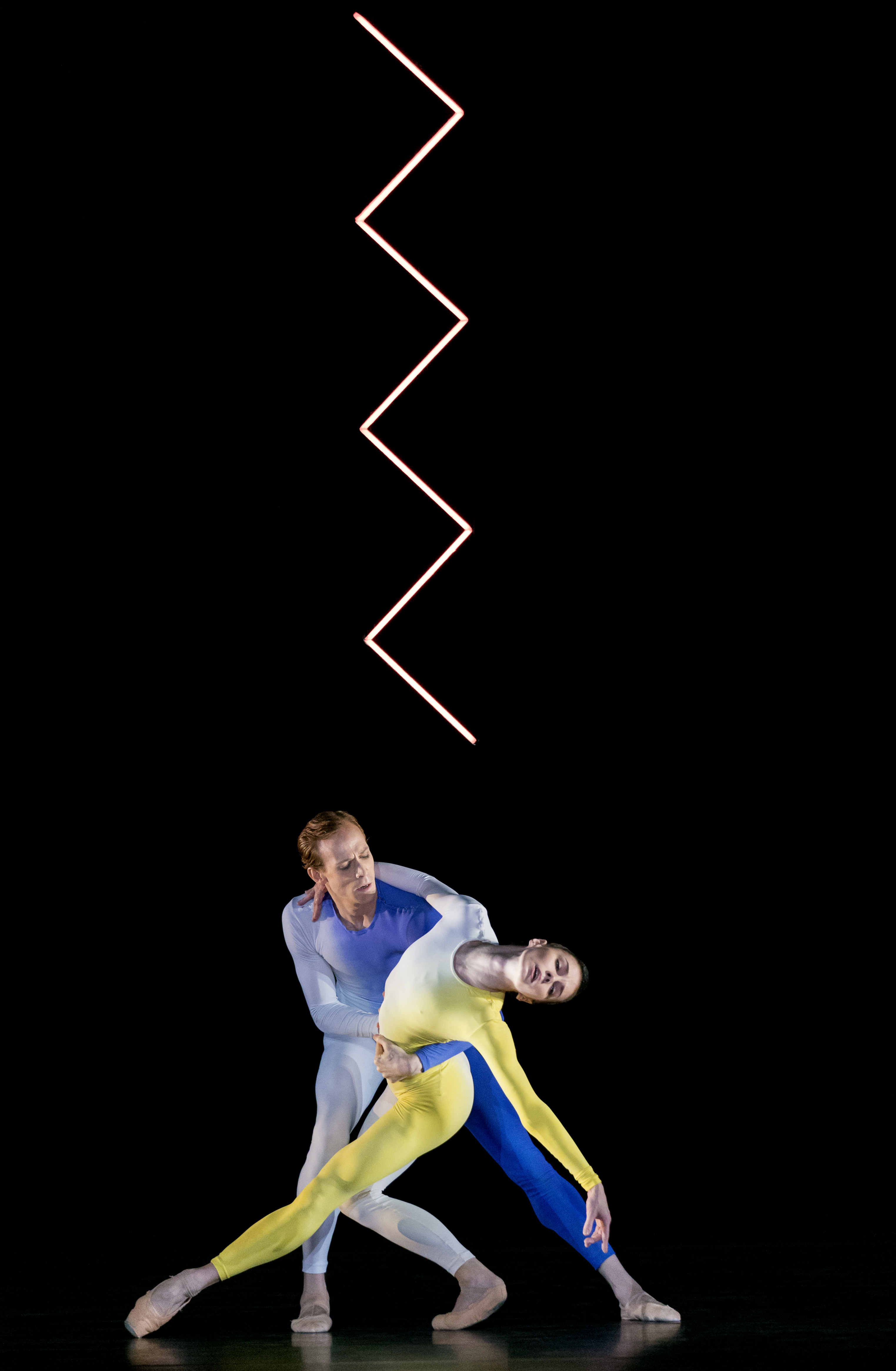 Natalia Osipova and Edward Watson in Tetractys - The Art of Fugue