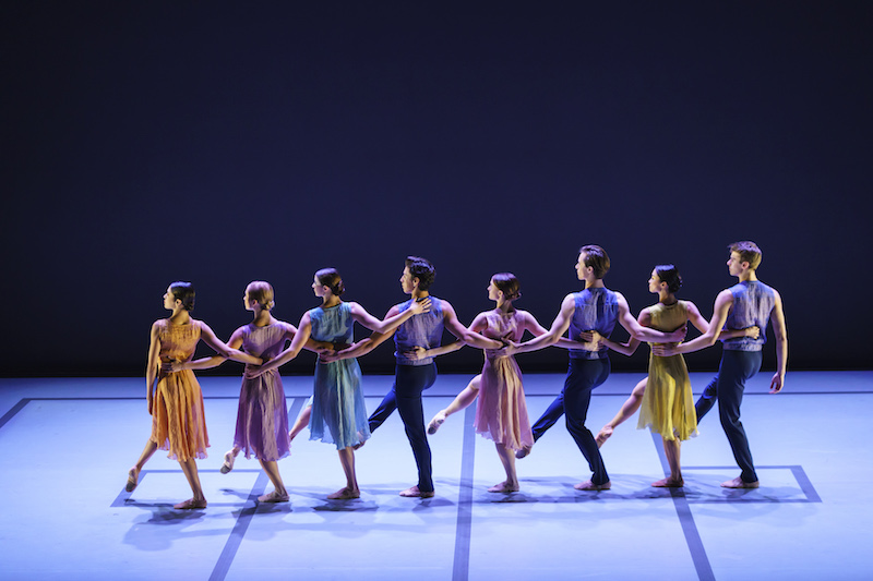 Artists of the Royal Ballet in 'Everyone Keeps Me'