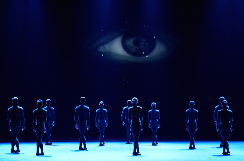 English National Ballet in Aszure Barton's 'Fantastic Beings'