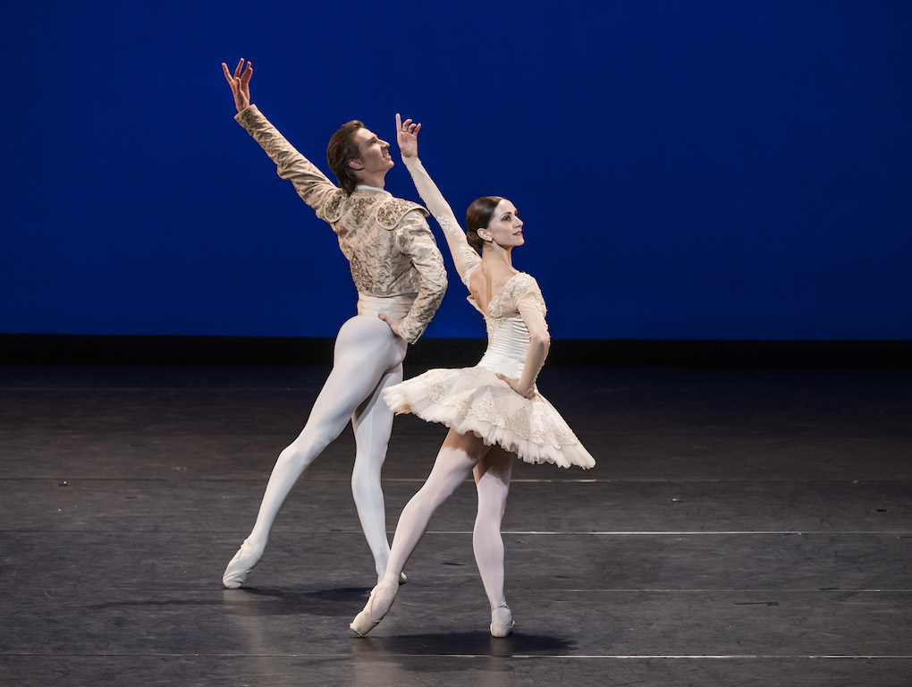 Marianela Nunez and Vadim Muntagirov in Don Q