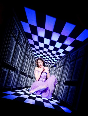 Lauren Cuthbertson in the Royal Ballet Alice's Adventures in Wonderland