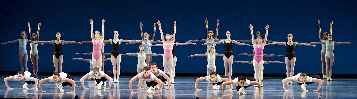 boston ballet symphony in 3 movements