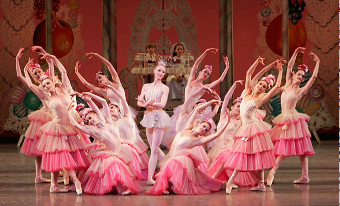 Balanchine's Nutcracker Waltz of the Flowers