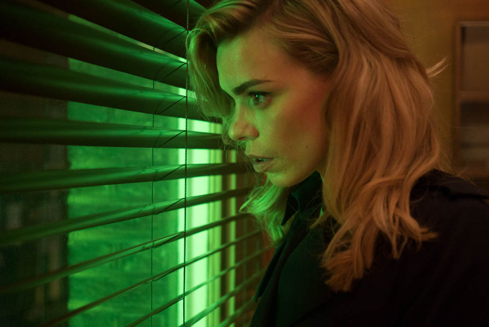 Billie Piper in City of Tiny Lights