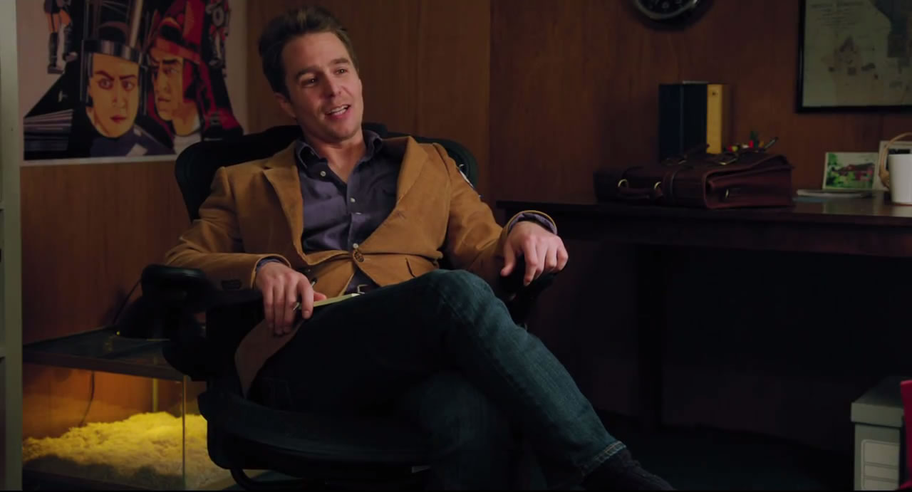 Sam rockwell laggies say when