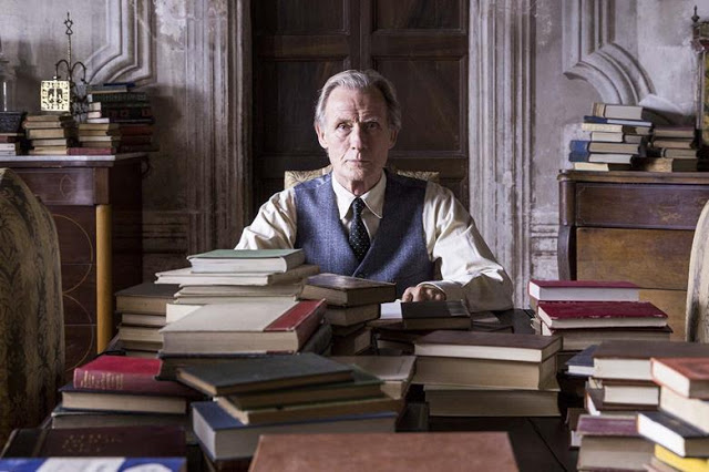 Bill Nighy in The Bookshop