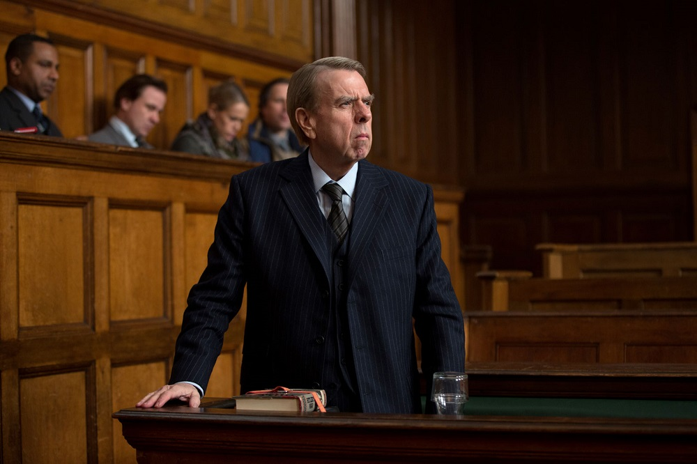 Timothy Spall in Denial