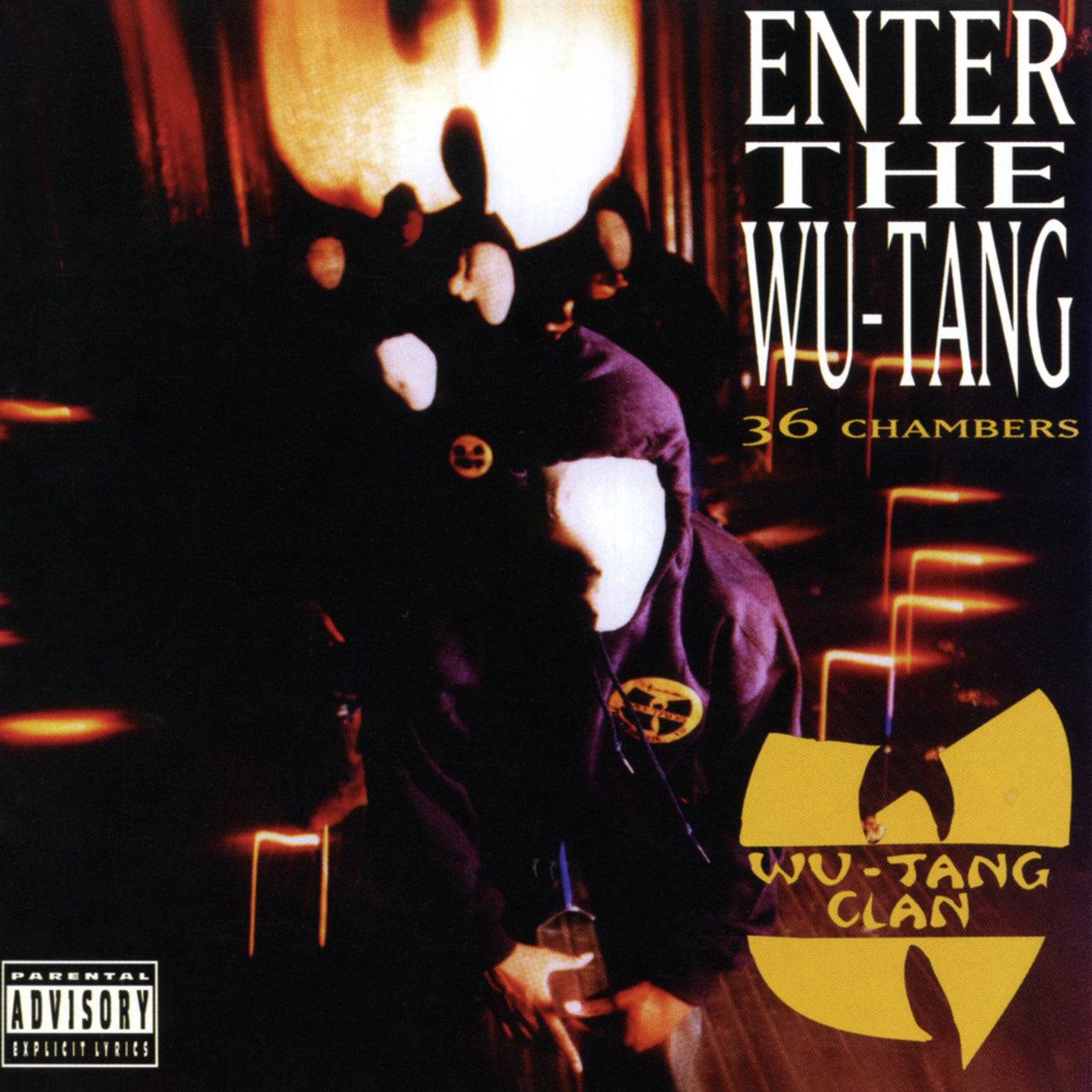 Enter the Wu-Tang (36 Chambers) LP sleeve